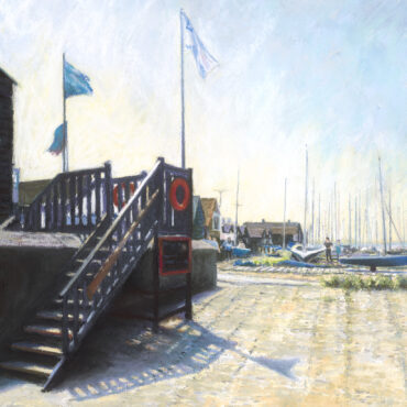 A Perfect Day – Whitstable Harbour