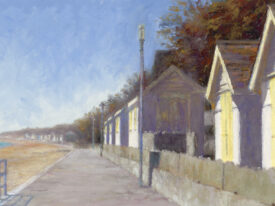 Beach Huts – Towards Sandgate
