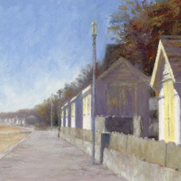 Beach Huts – Towards Sandgate