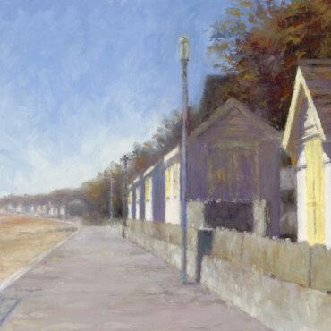The Beach Huts – Towards Sandgate