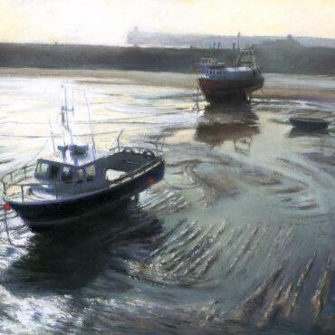Between Tides II – Folkestone Harbour