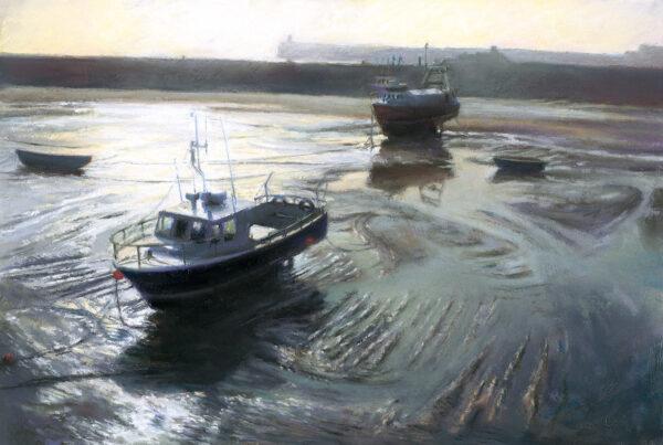 Between Tides II - Folkestone Harbour