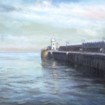 Calm at the Arm – Folkestone Harbour