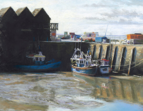 Low Tide - Whitstable Harbour