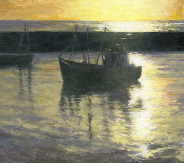 September Sun - Folkestone Harbour
