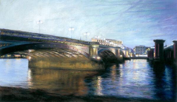 Summer Evening - Black Friars Bridge