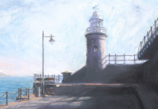 Harbour Arm Lighthouse Folkestone