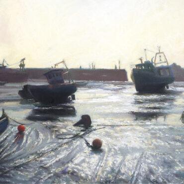 Old Buoys & Boats