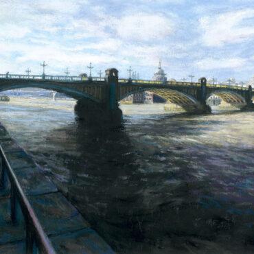Walking Back to work – Southwark Bridge